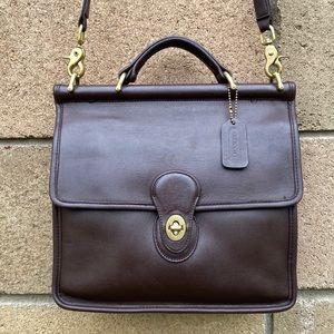 Vintage Coach Willis Bag 9927